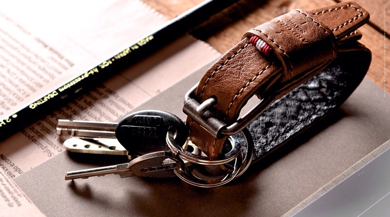 Hard Graft's Keybelt. $46