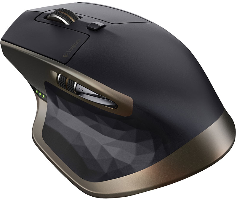 The [MX Master](http://www.amazon.com/Logitech-Master-Wireless-Mouse-910-004337/dp/B00TZR3WRM?camp=2025&creative=165953&SubscriptionId=AKIAJ7T5BOVUVRD2EFYQ&creativeASIN=B00TZR3WRM&linkCode=xm2&tag=toolstoysdeals-20) looks to be the king of desktop mouses.