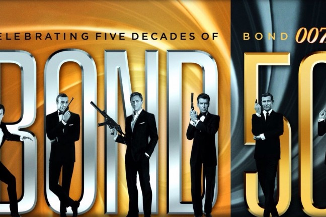 Get all 23 Bond films in HD for just $99.