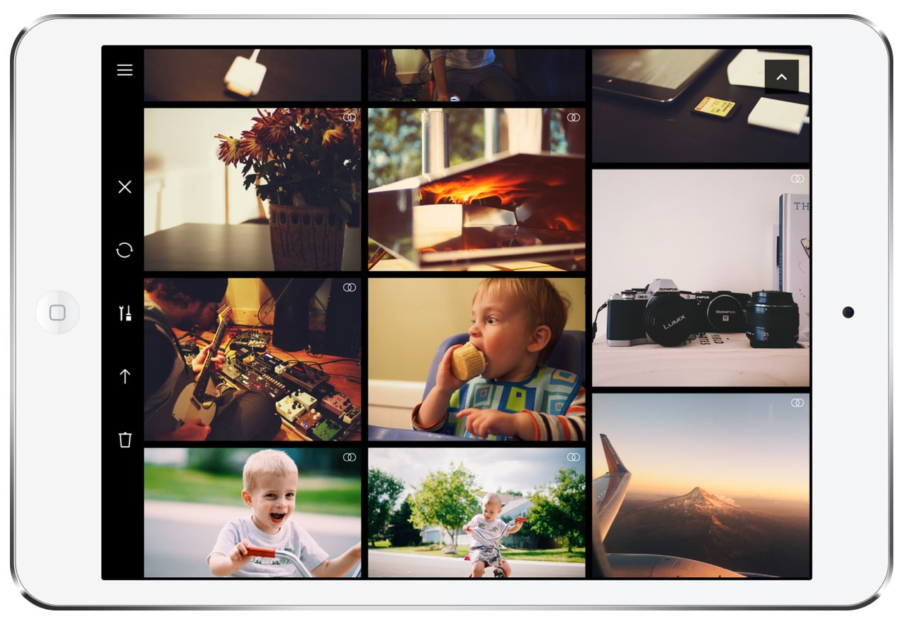 VSCO Cam for iOS is free, with in-app purchases for preset packs.