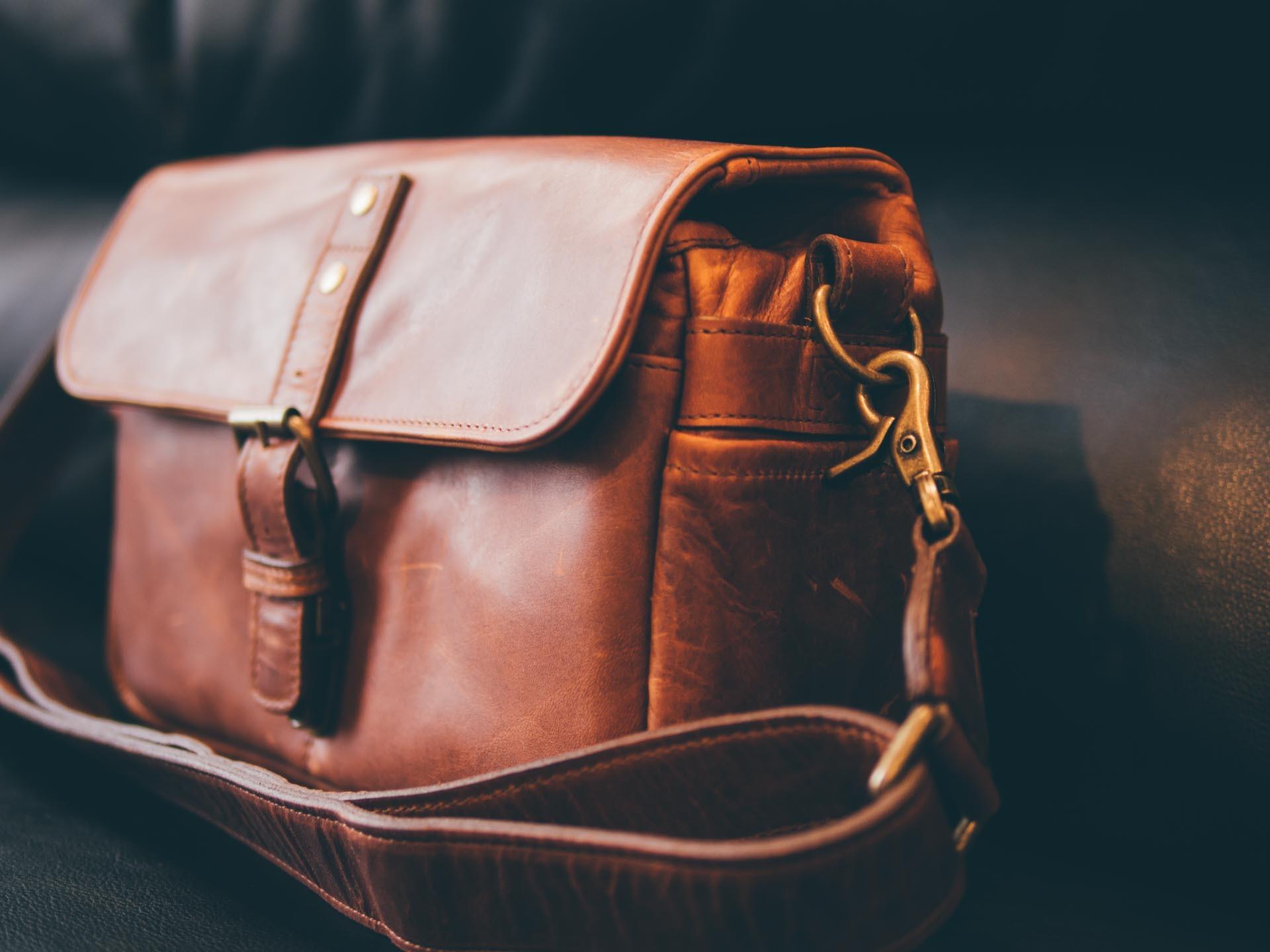 The ONA Bowery camera bag and insert. ($139–$249)