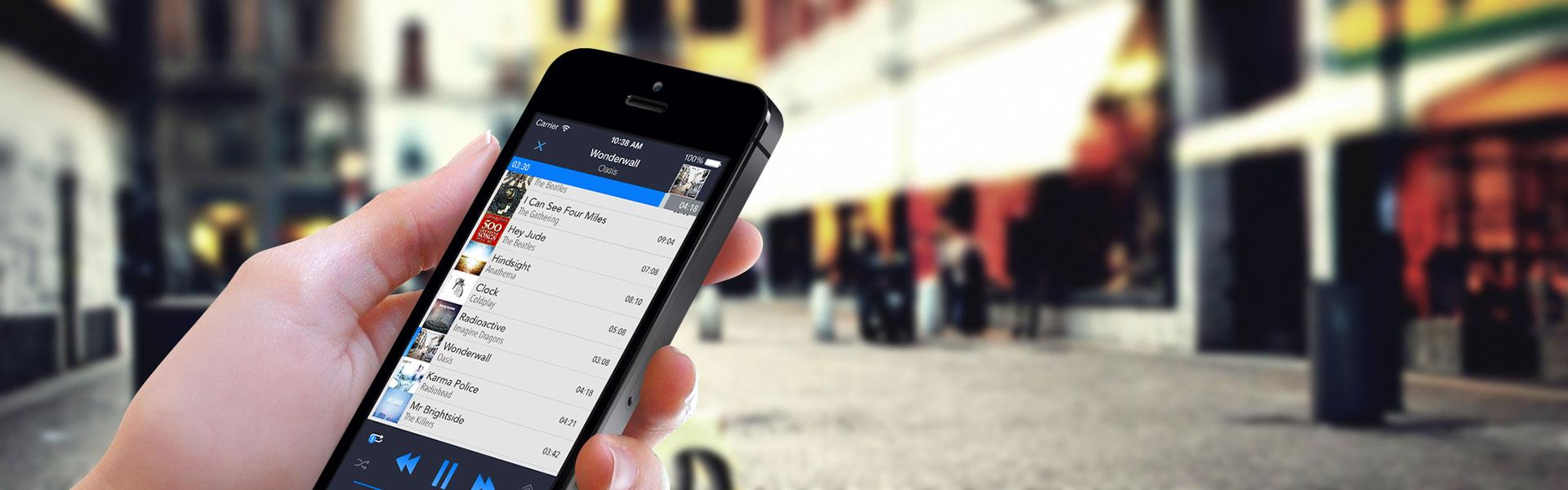 CloudBeats App — Tools and Toys