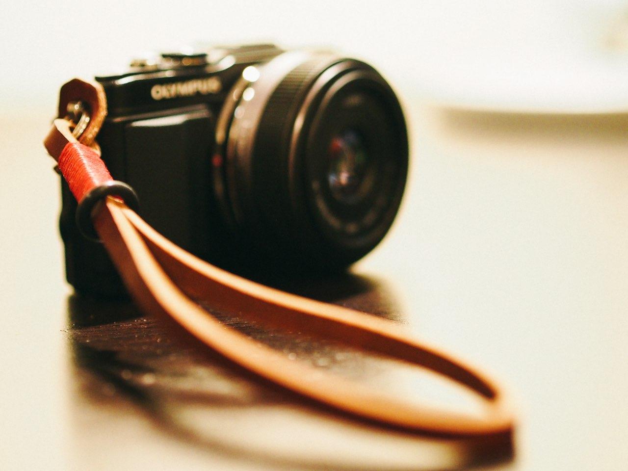 Gordy's Camera Strap ($18 – $48)