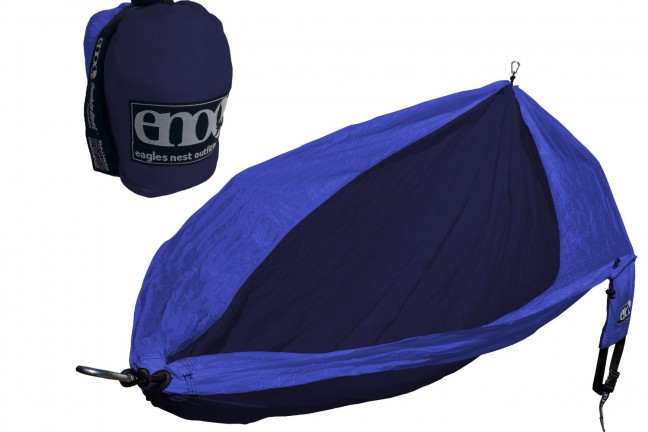 Eagles Nest Outfitters' DoubleNest Hammock. ($70)