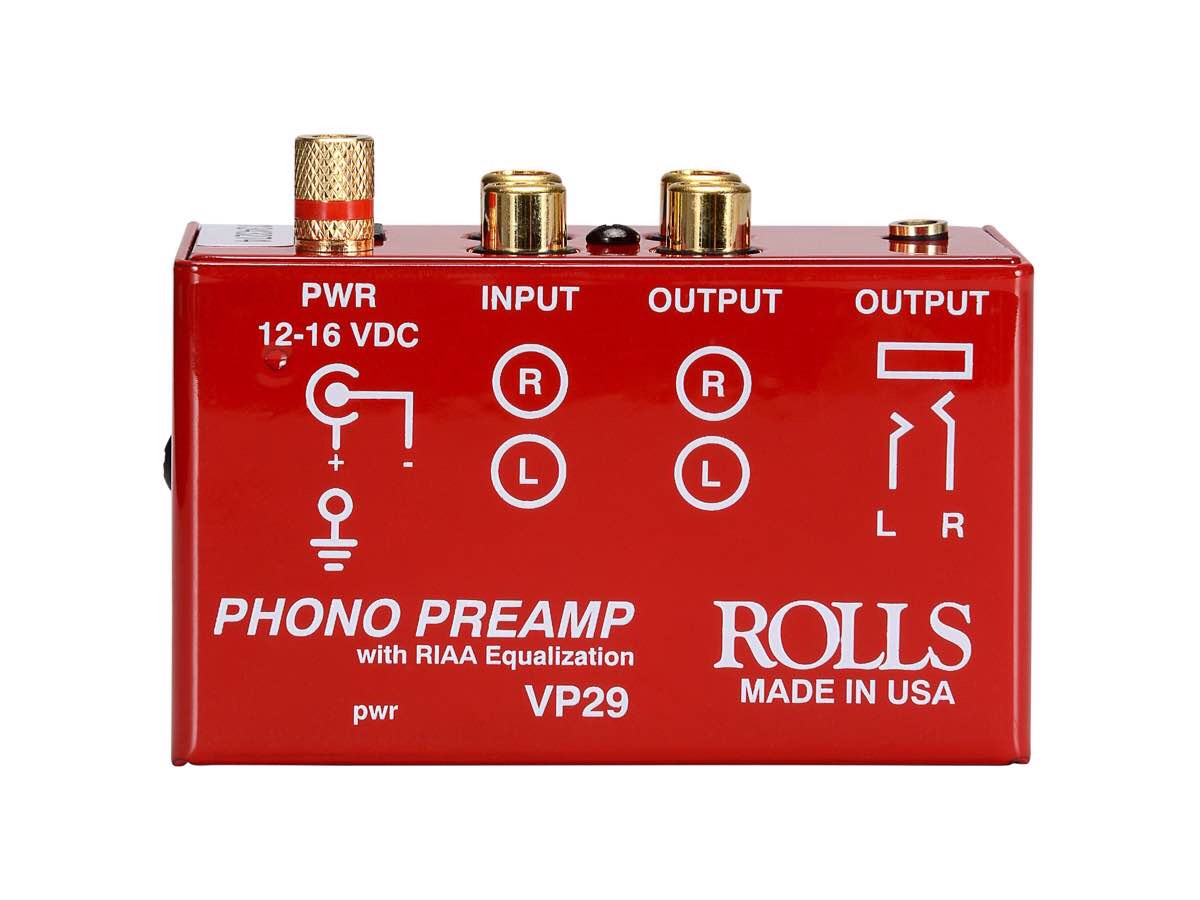 Rolls VP29 phono preamp. ($49)