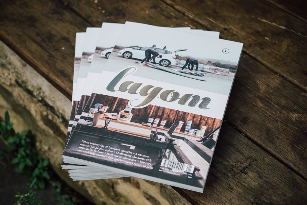 Lagom Magazine. (One issue for $8 [PDF] or $16 [print], two issues for $29, or three issues for $39)