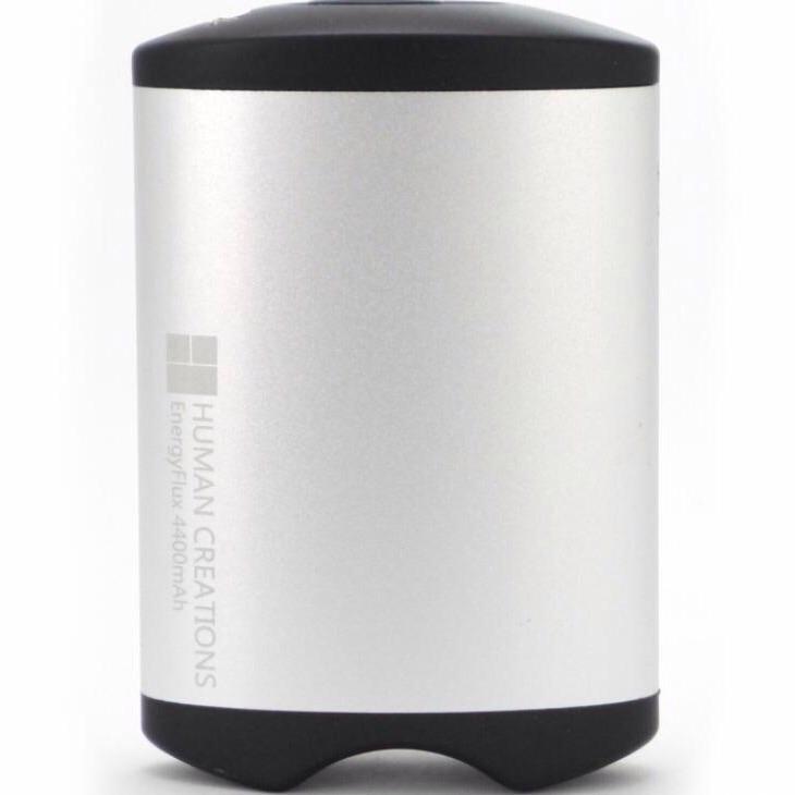 EnergyFlux 4400mAh Hand Warmer + Battery Pack. ($35)