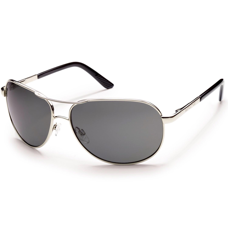 Suncloud Optics' Polarized Aviator Sunglasses. ($49)