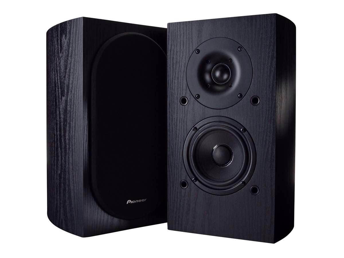 Pioneer SP-BS22-LR speakers. ($127)