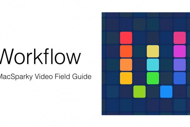 macsparkys-workflow-video-field-guide