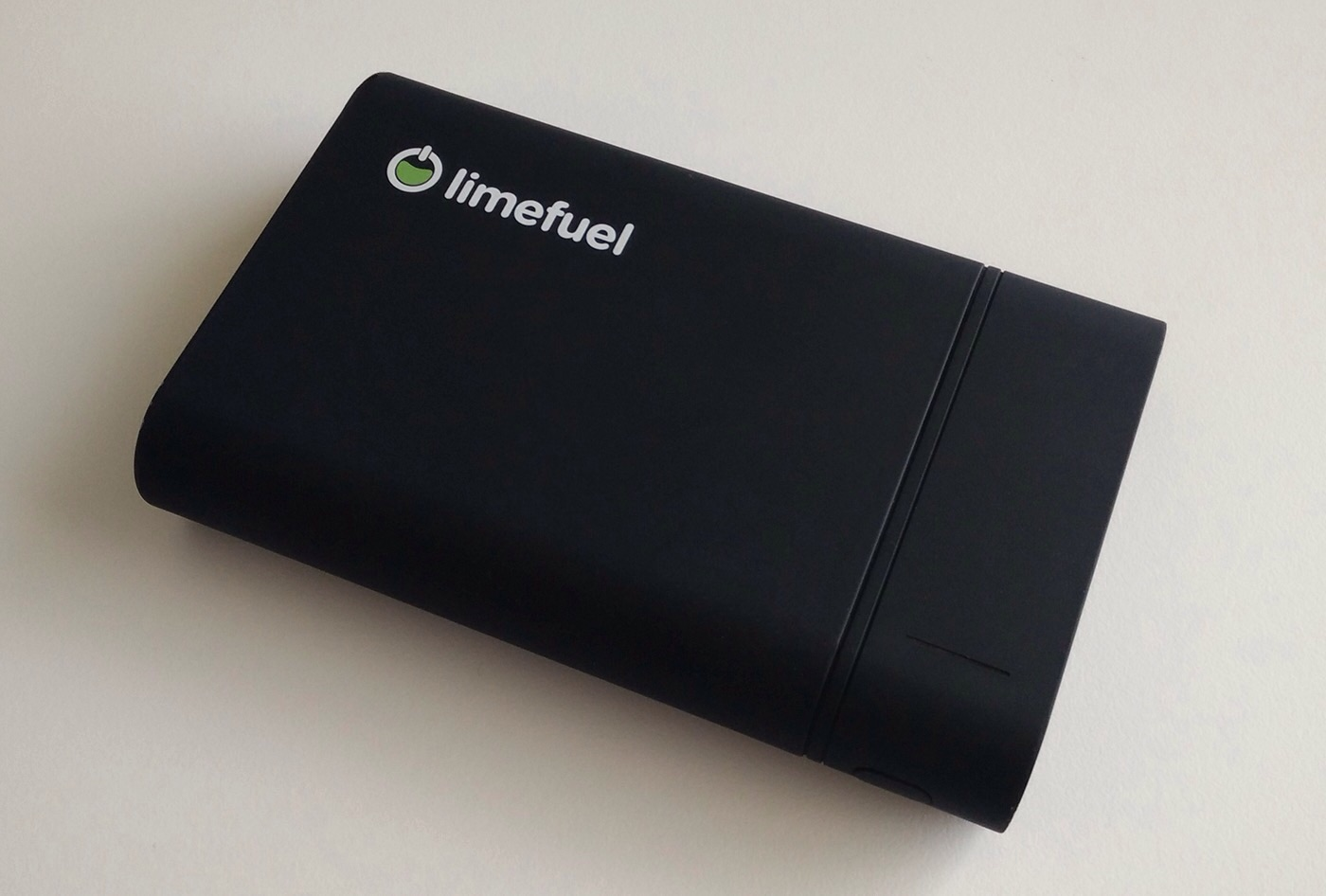 Limefuel Blast USB External Battery Pack. ($30–$150, based on battery size)