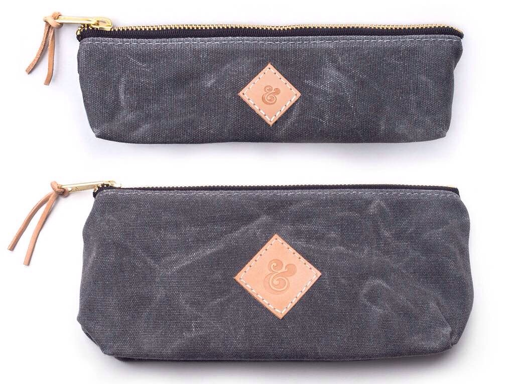 ugmonk-waxed-canvas-pouch-set