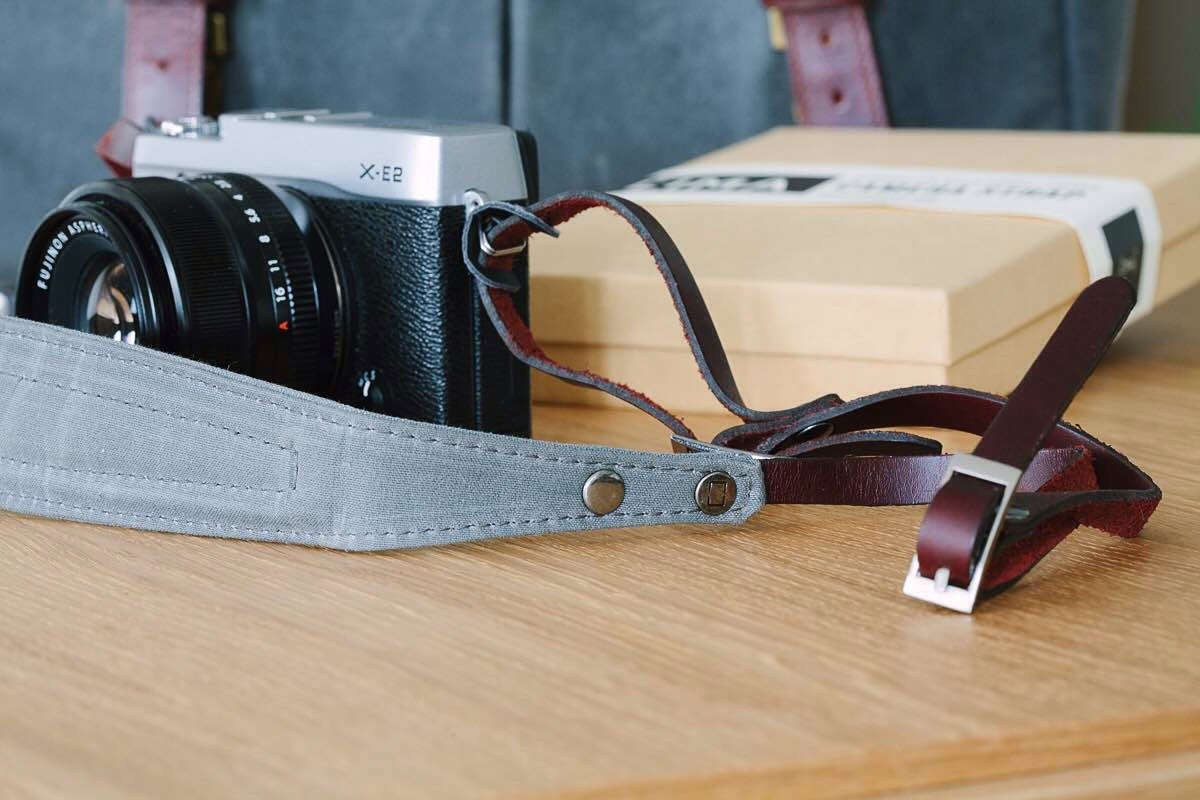 ONA Lima Camera Strap. ($79)Photo: Frederic Rigaudeau