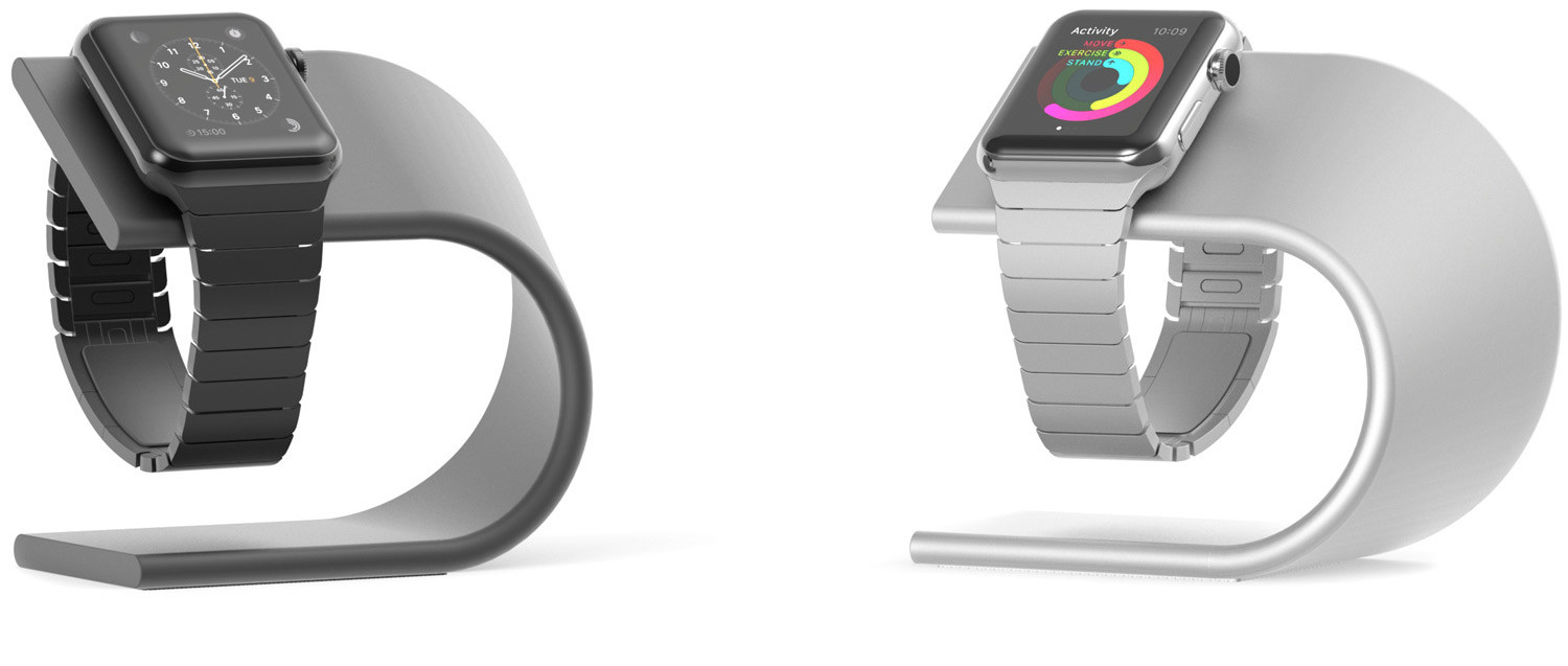 Nomad's Stand for Apple Watch. $60