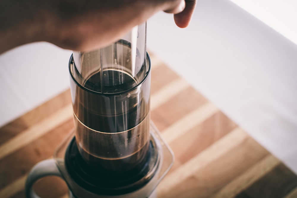 AeroPress Recipes — Tools and Toys
