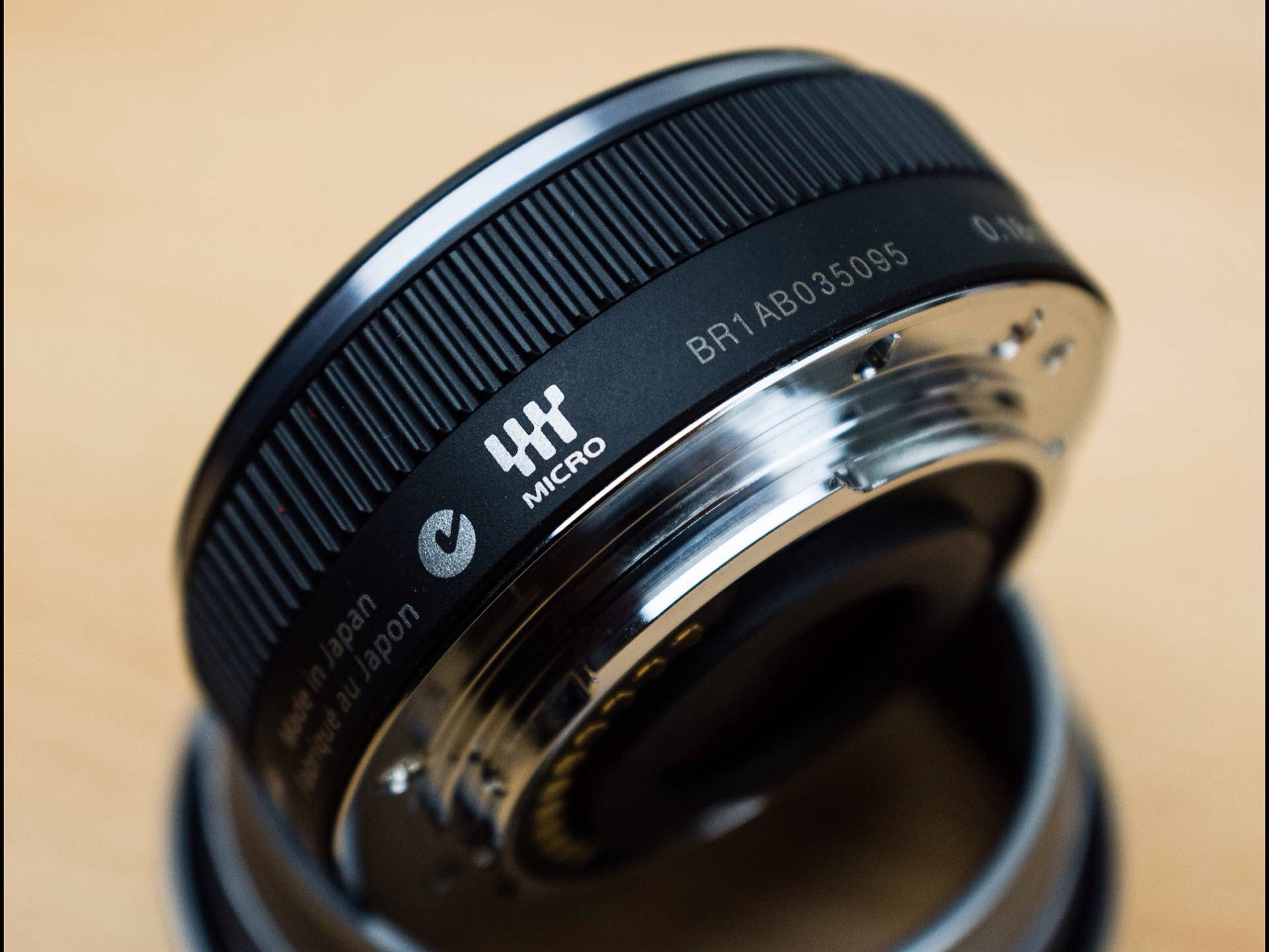 Micro Four Thirds Lenses — Tools and Toys