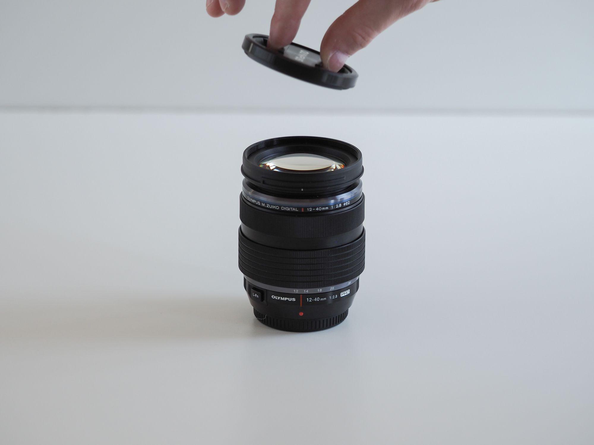 Olympus 12-40mm f/2.8 Pro Lens