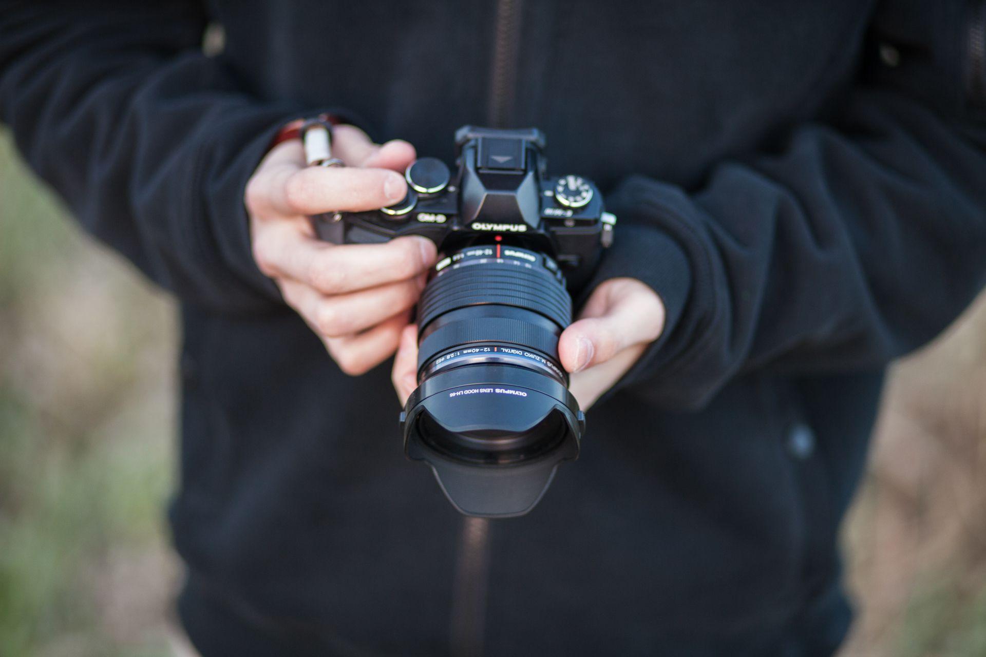 Olympus  Mm F   Pro Lens