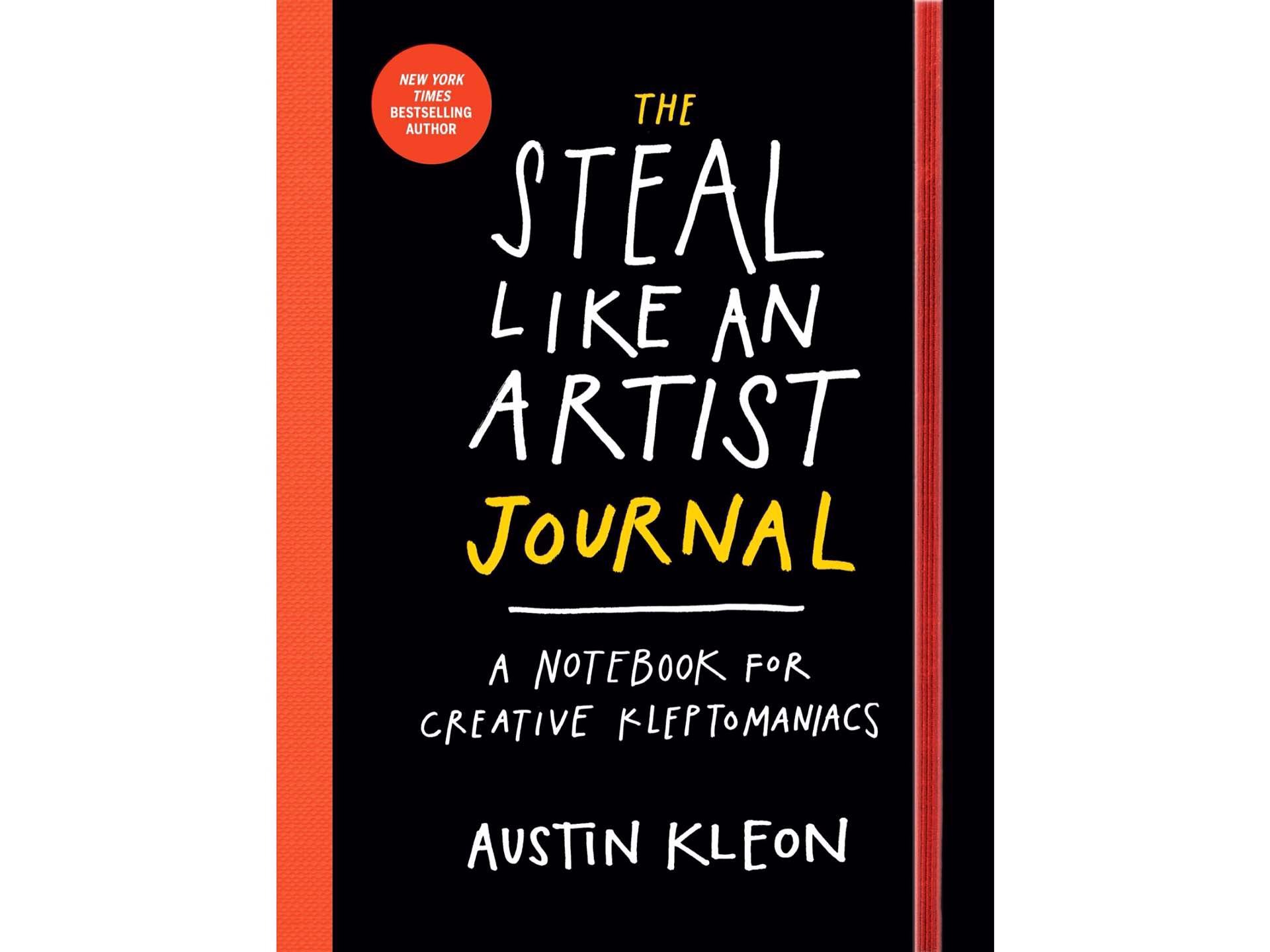 austin-kleon-steal-like-an-artist-journal