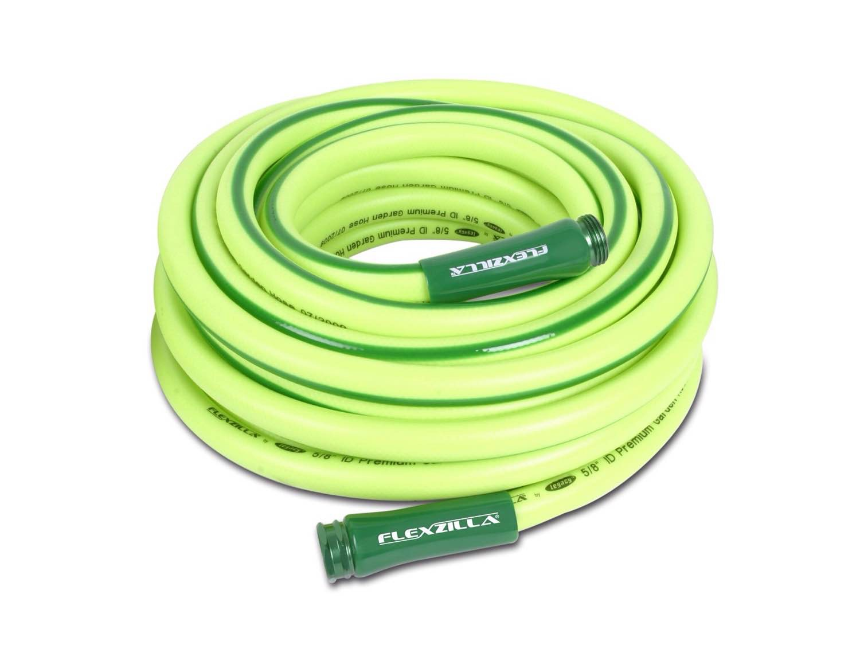 The Flexzilla water hose. ($46)