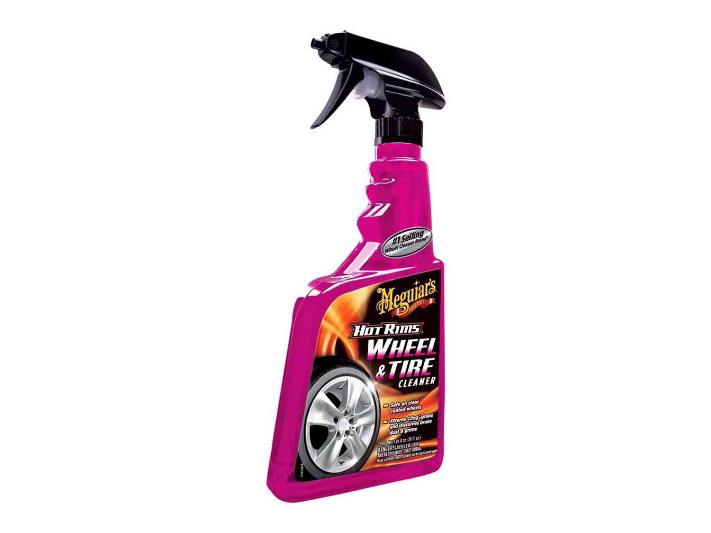 Meguiar's Hot Rims Wheel Cleaner. ($8)