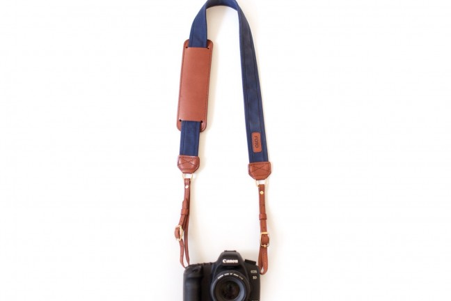 fotostrap-navy-canvas-leather-camera-strap