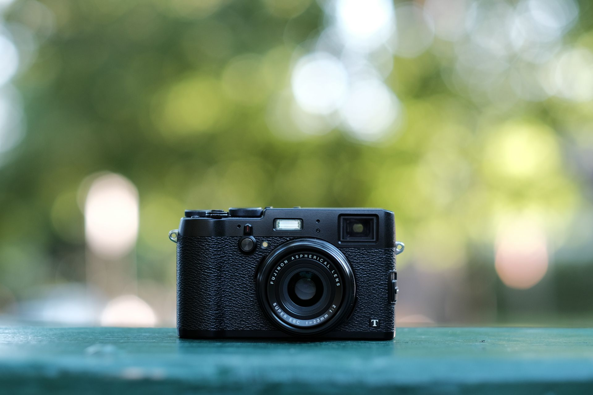 The Fuji X100T — Tools and Toys