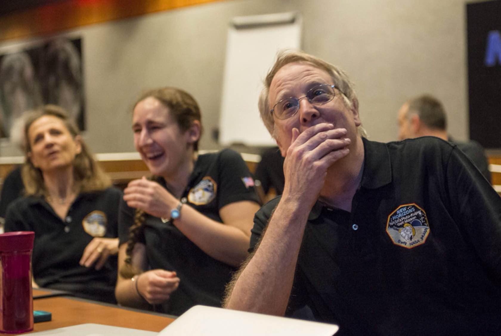 Photo: Bill Ingalls (NASA, Reuters)