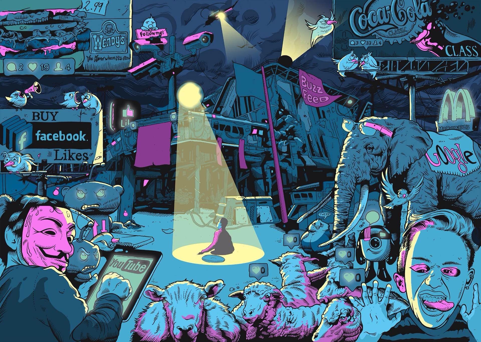 Illustration: Tim McDonagh