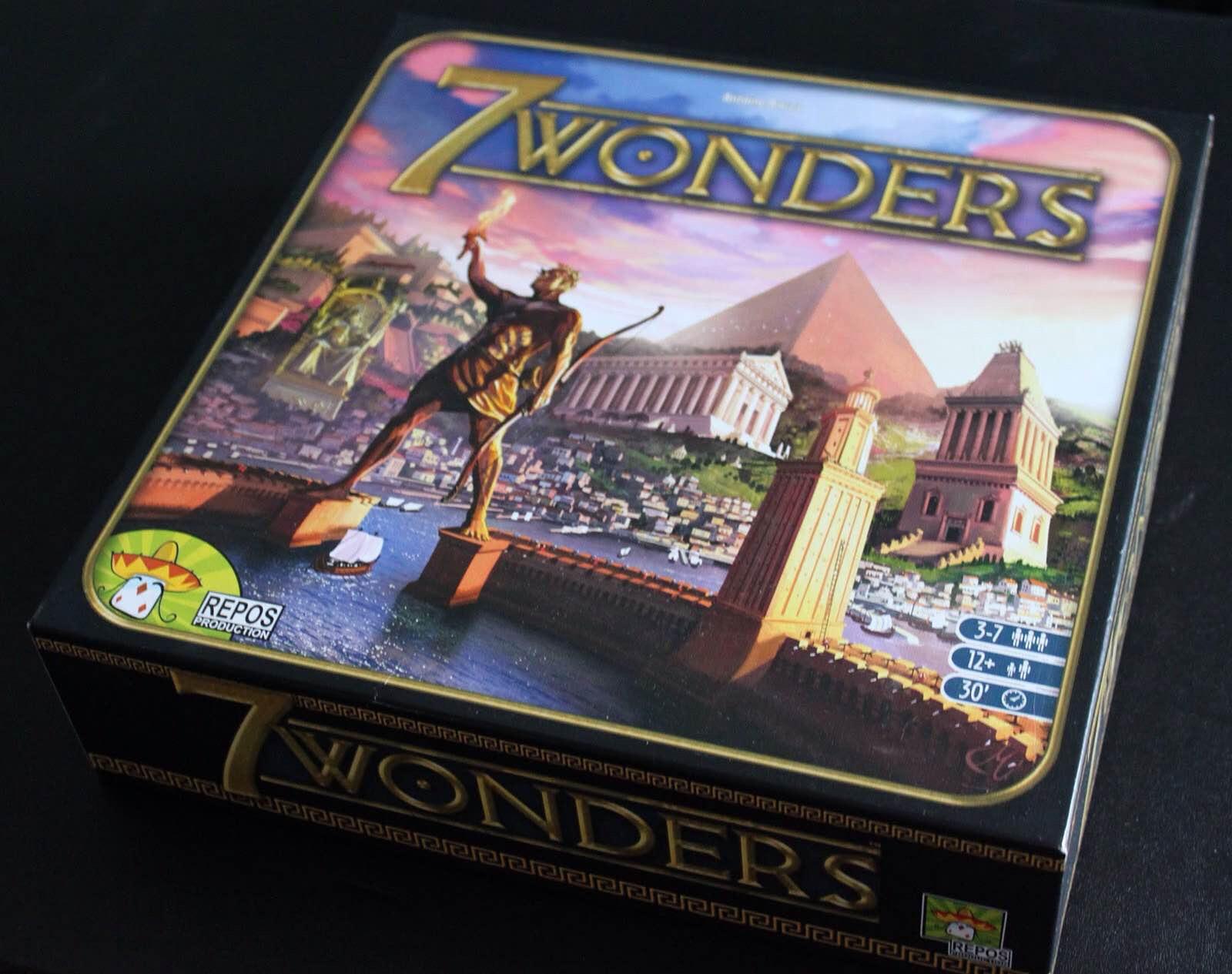7 Wonders ($33)