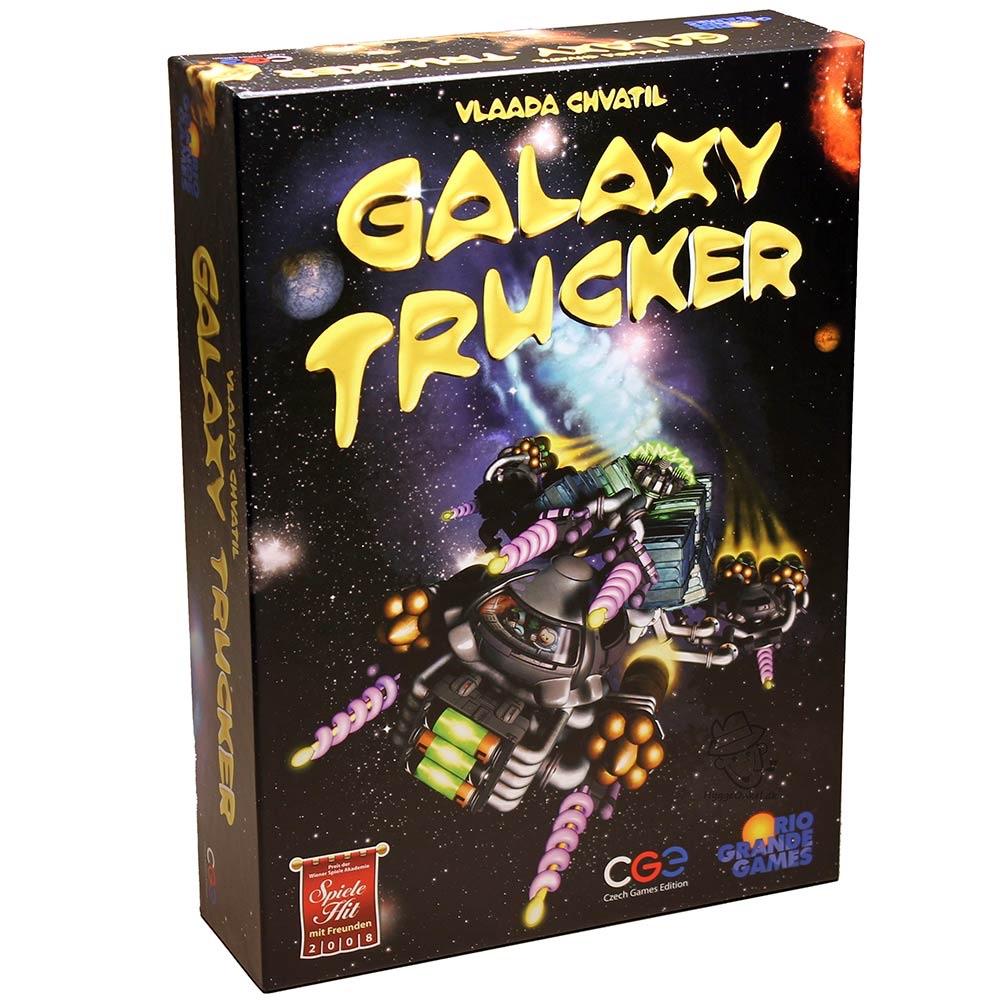 Galaxy Trucker ($52)