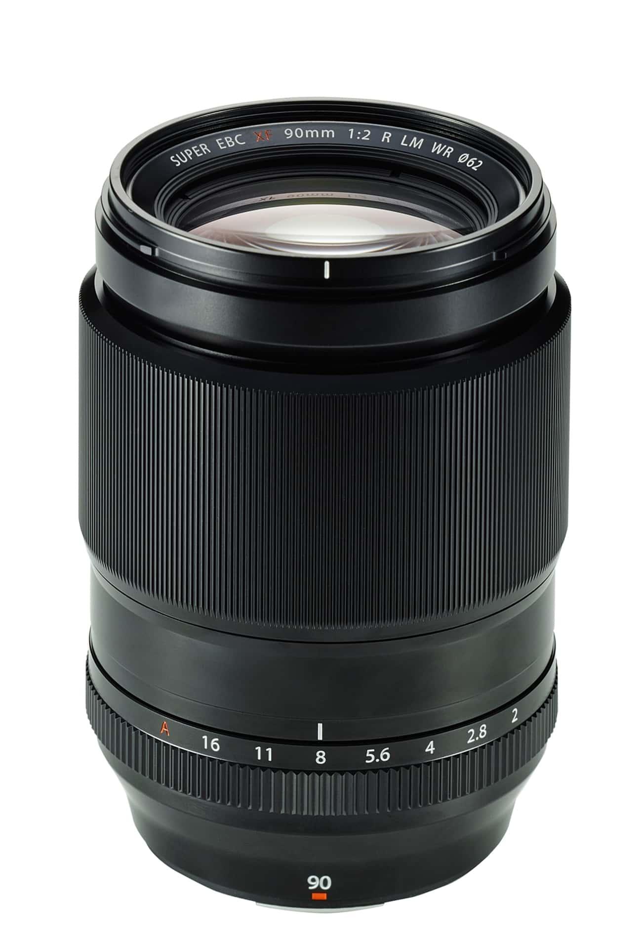 Fuji 56mm and 90mm Lenses