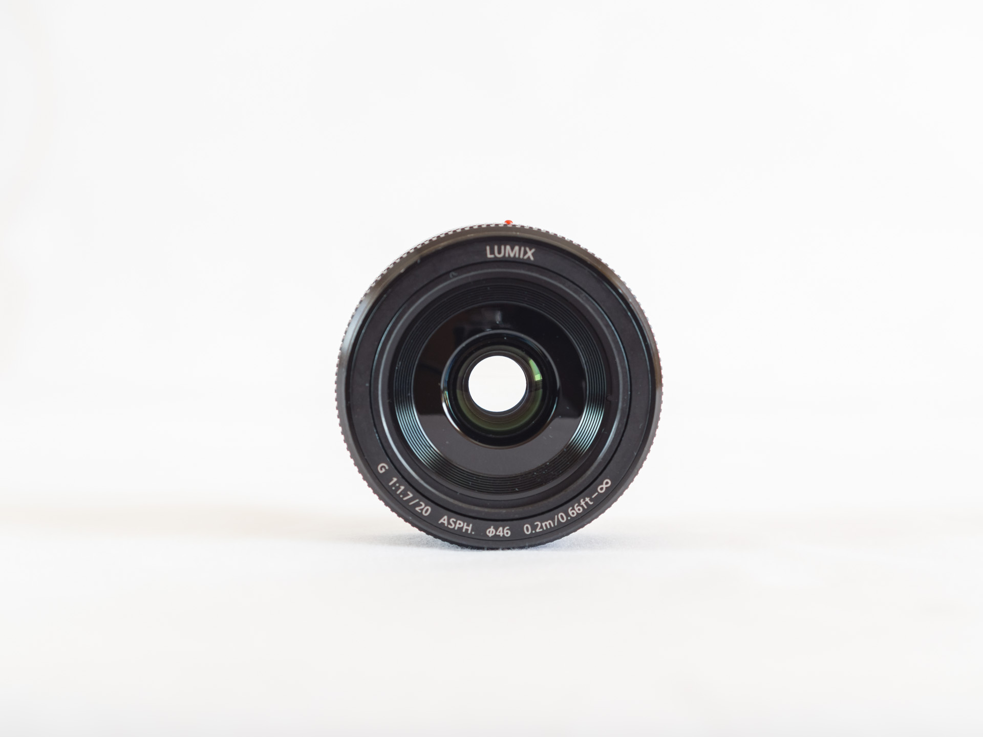 Panasonic 20mm Pancake Lens