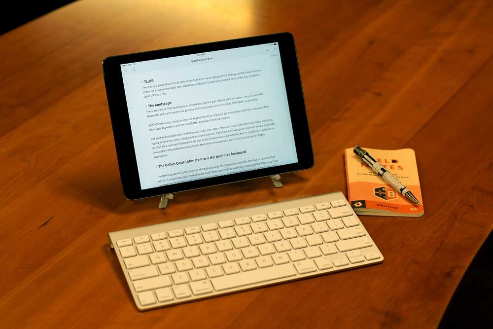 Apple's Wireless Keyboard. ($72)