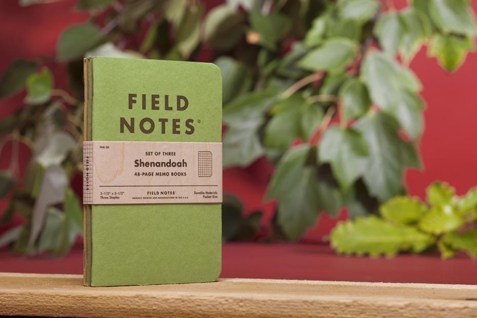field-notes-shenandoah-edition