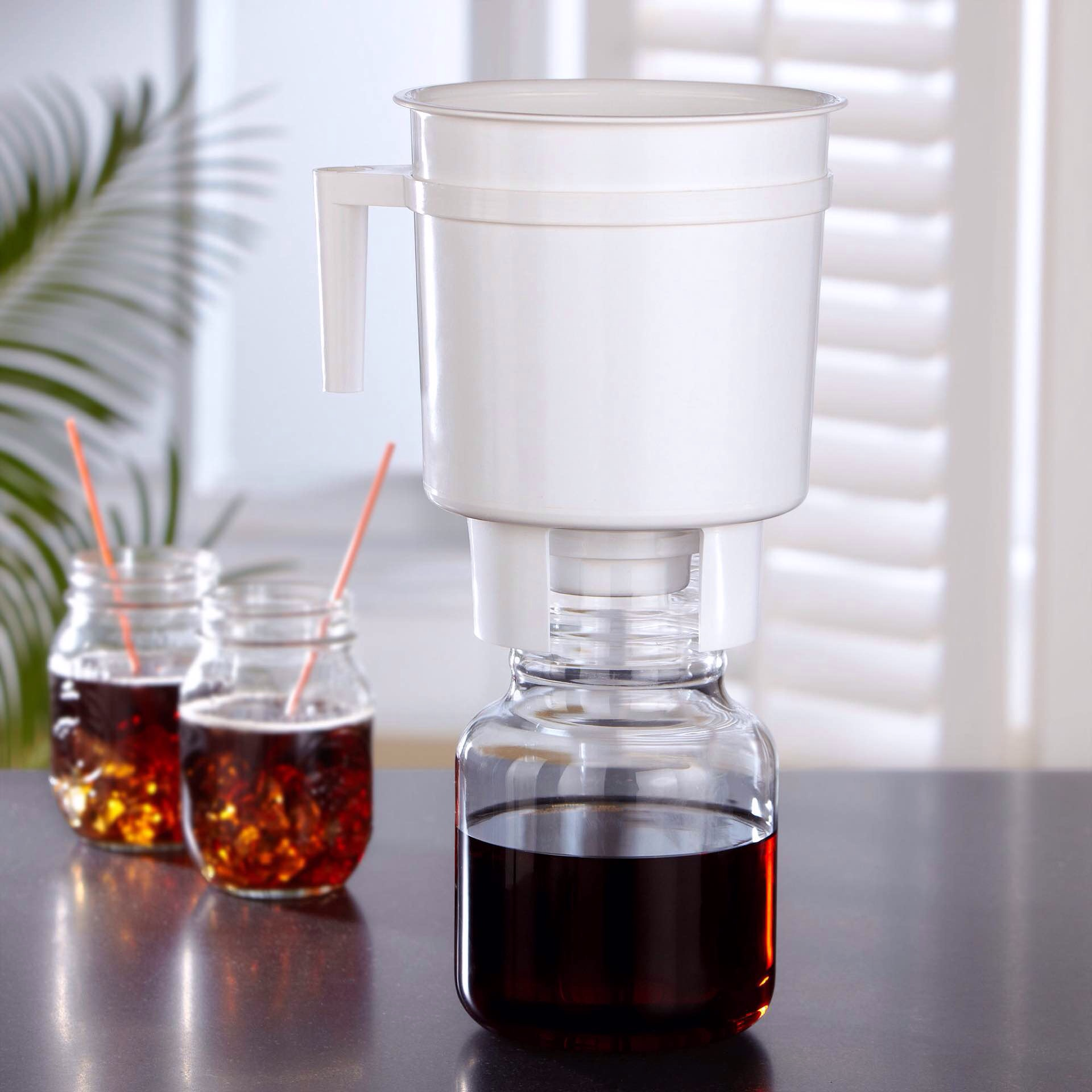 The Toddy cold brew system. ($28)