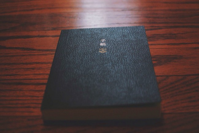 The Hobonichi Techo planner. (~$23 USD)