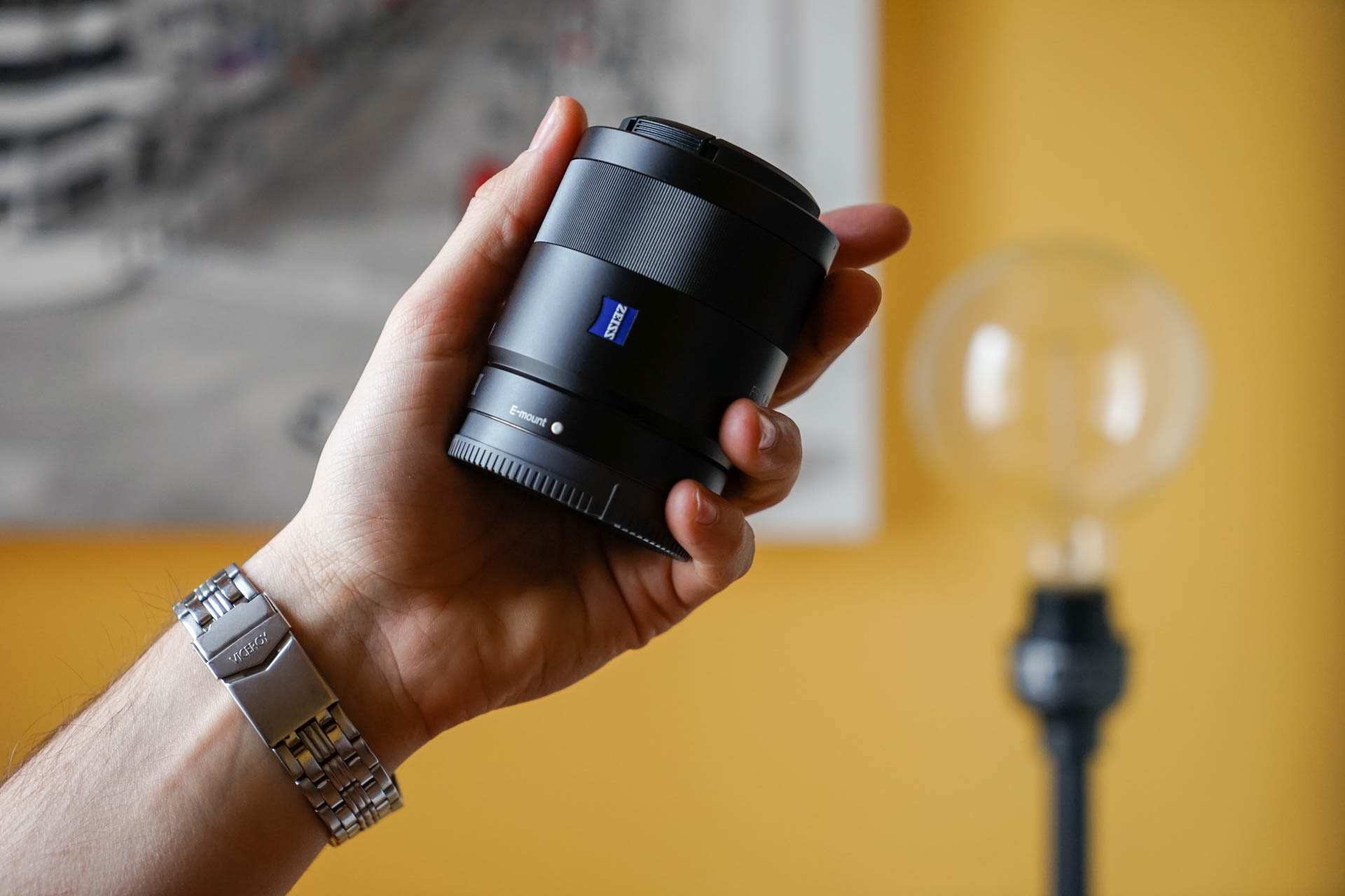 Sony Zeiss FE 55mm