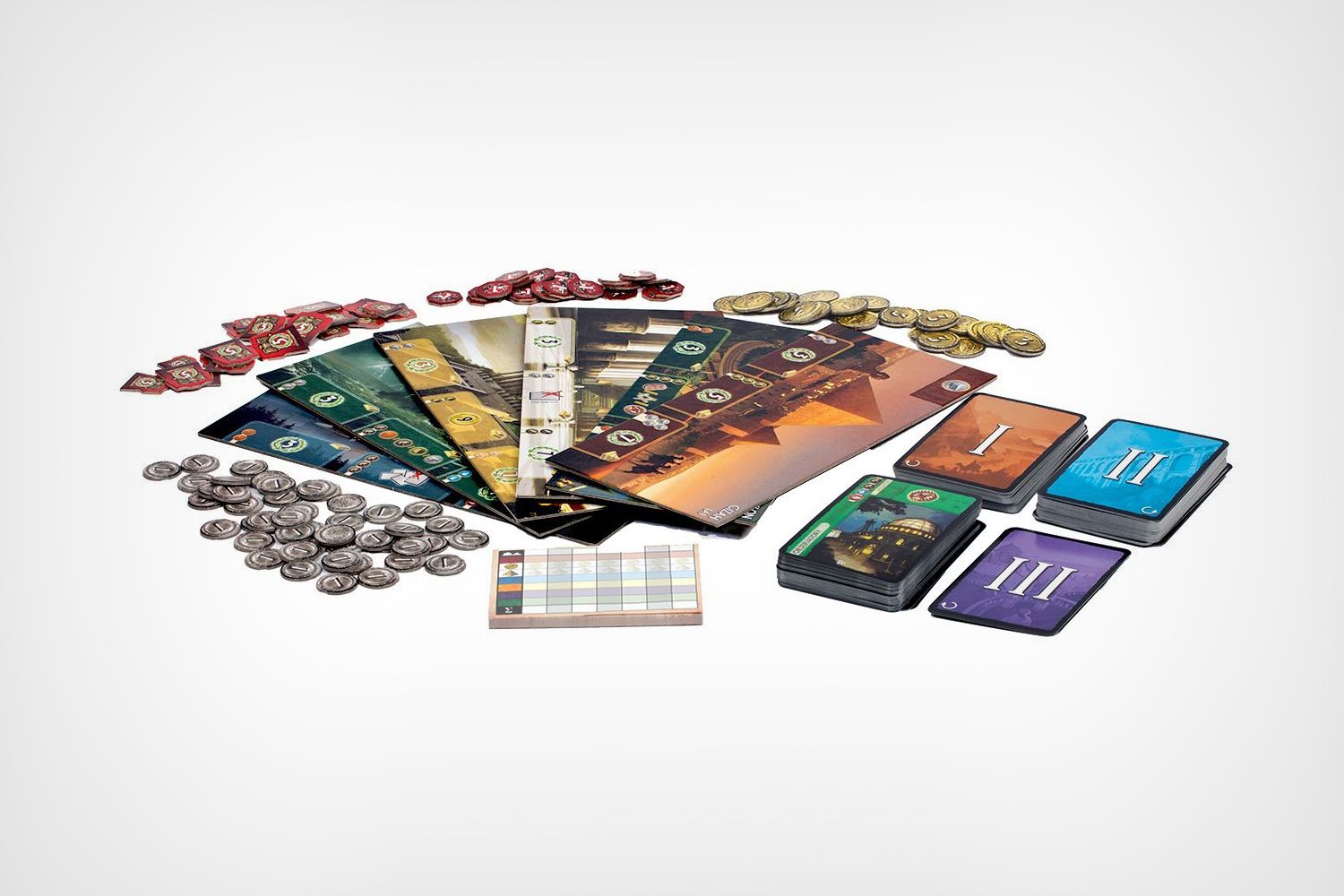 7 Wonders board game ($32)