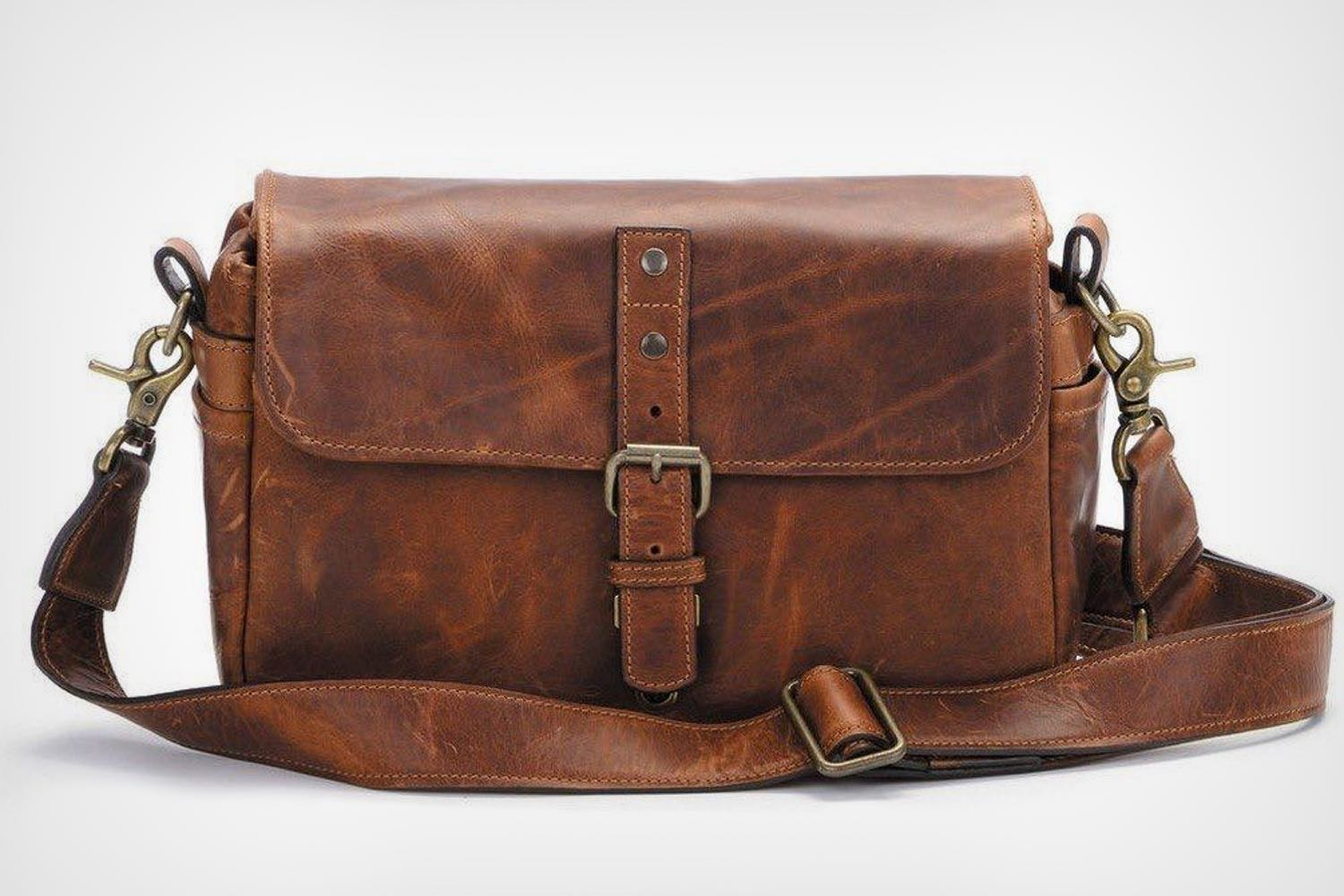 The Ona Bowery camera bag.