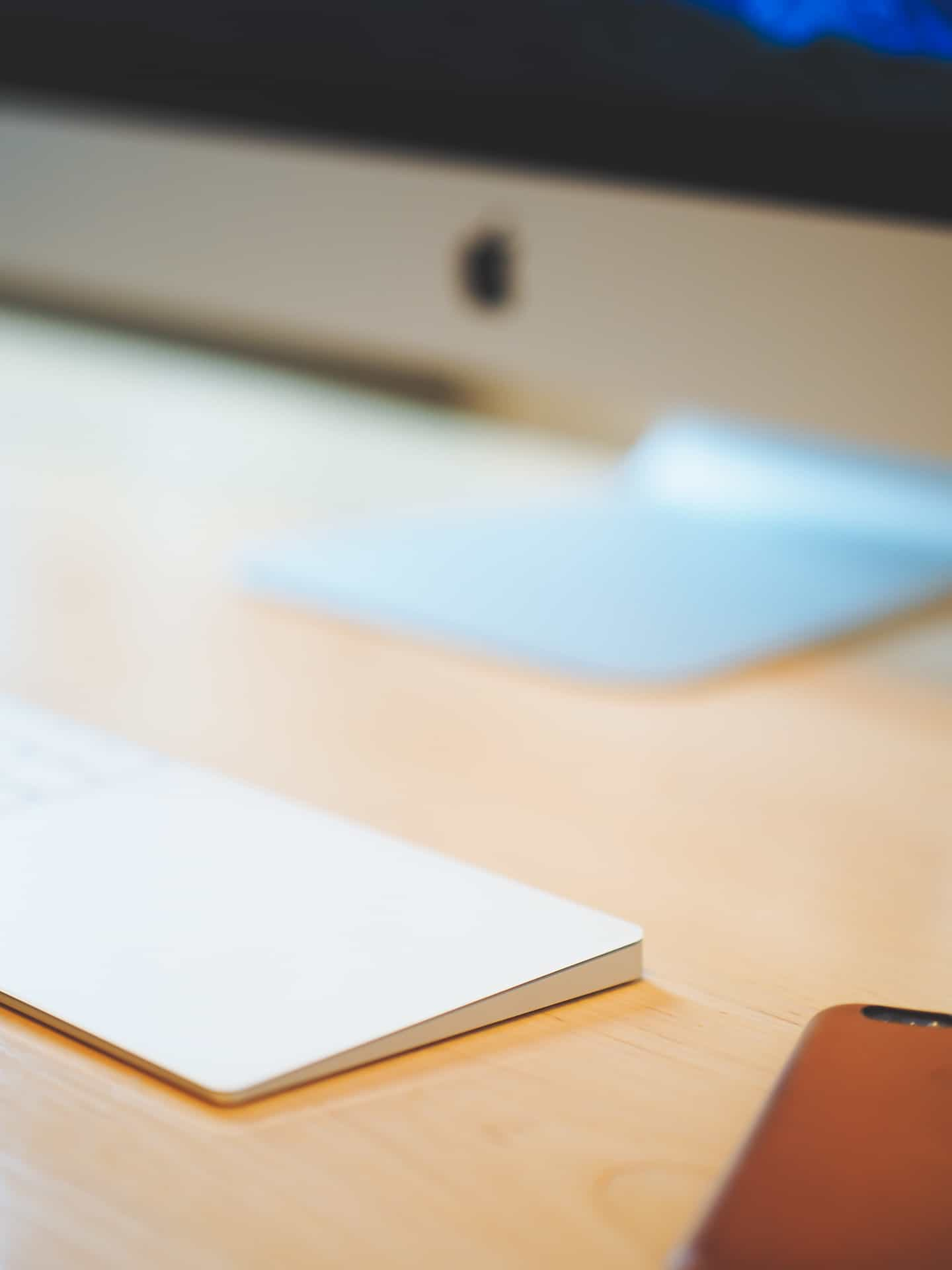 Apple Magic Keyboard and Trackpad 2