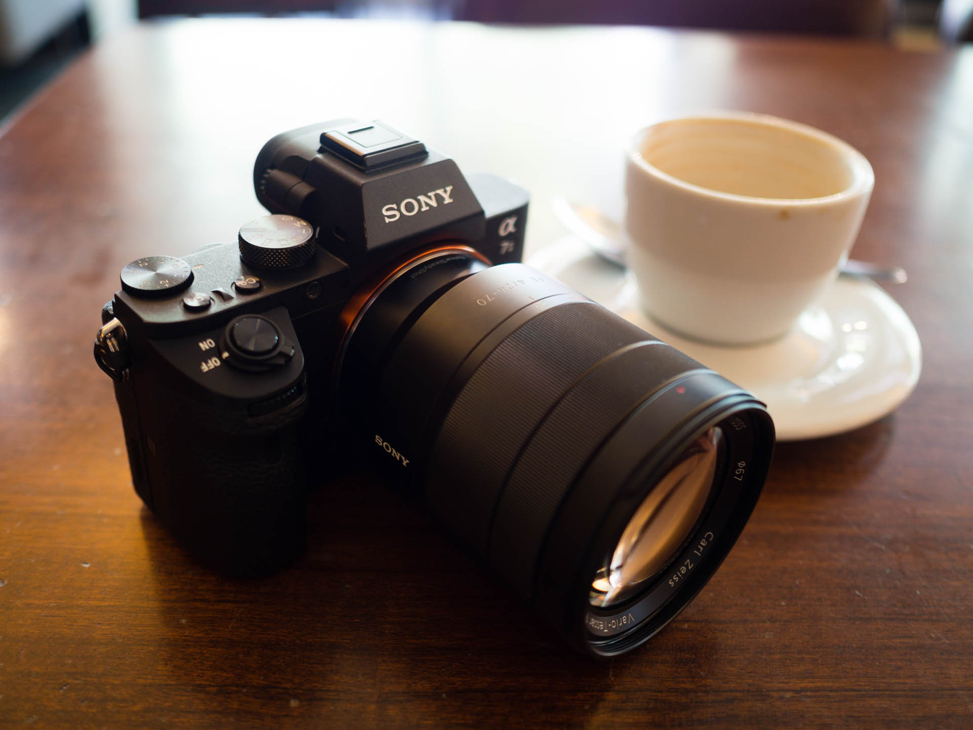 The Sony Alpha α7 Mark II Camera Review — Tools and Toys