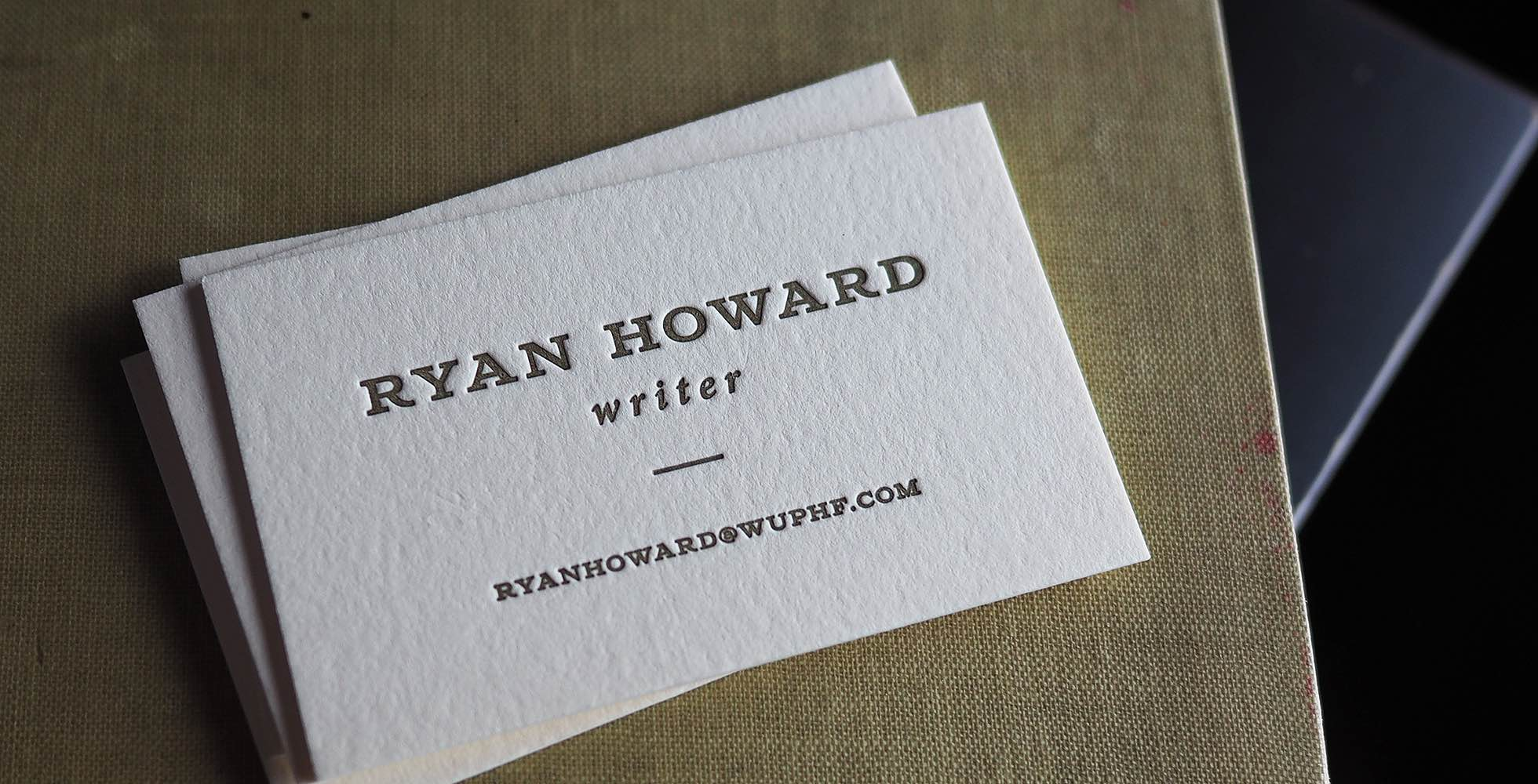 Hoban cards minimal letterpress printing sponsor tools and toys hoban cards hero reheart Images