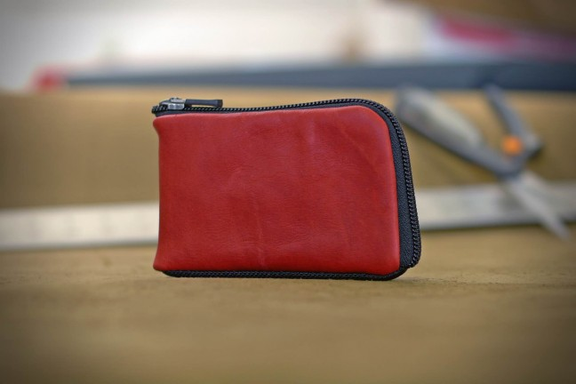 The Finn Wallet by WaterField Designs. ($49–$59, depending on size)