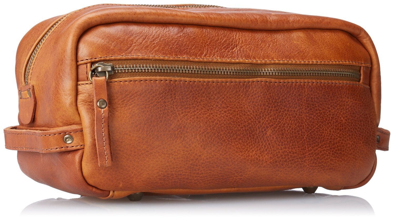 Will Leather's Grady Dopp Kit. ($195 for the leather version, or $90 for the [canvas-and-twill version](http://www.amazon.com/dp/B007T4NMKA?tag=toolsandtoys-20))