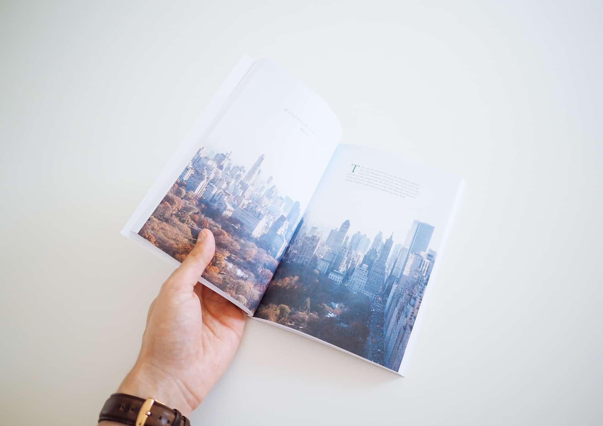 The Guided series by Cereal Magazine is a visually stunning way to capture modern travel.