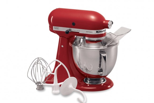 KitchenAid's Artisan stand mixer. ($298)