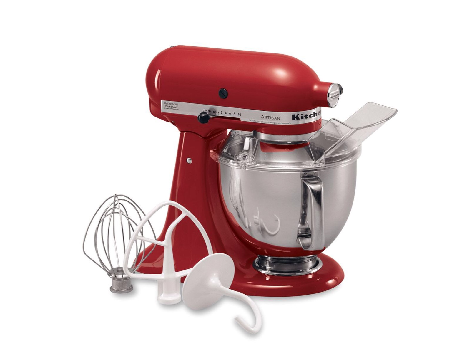 KitchenAid's Artisan stand mixer. (Price varies based on color)
