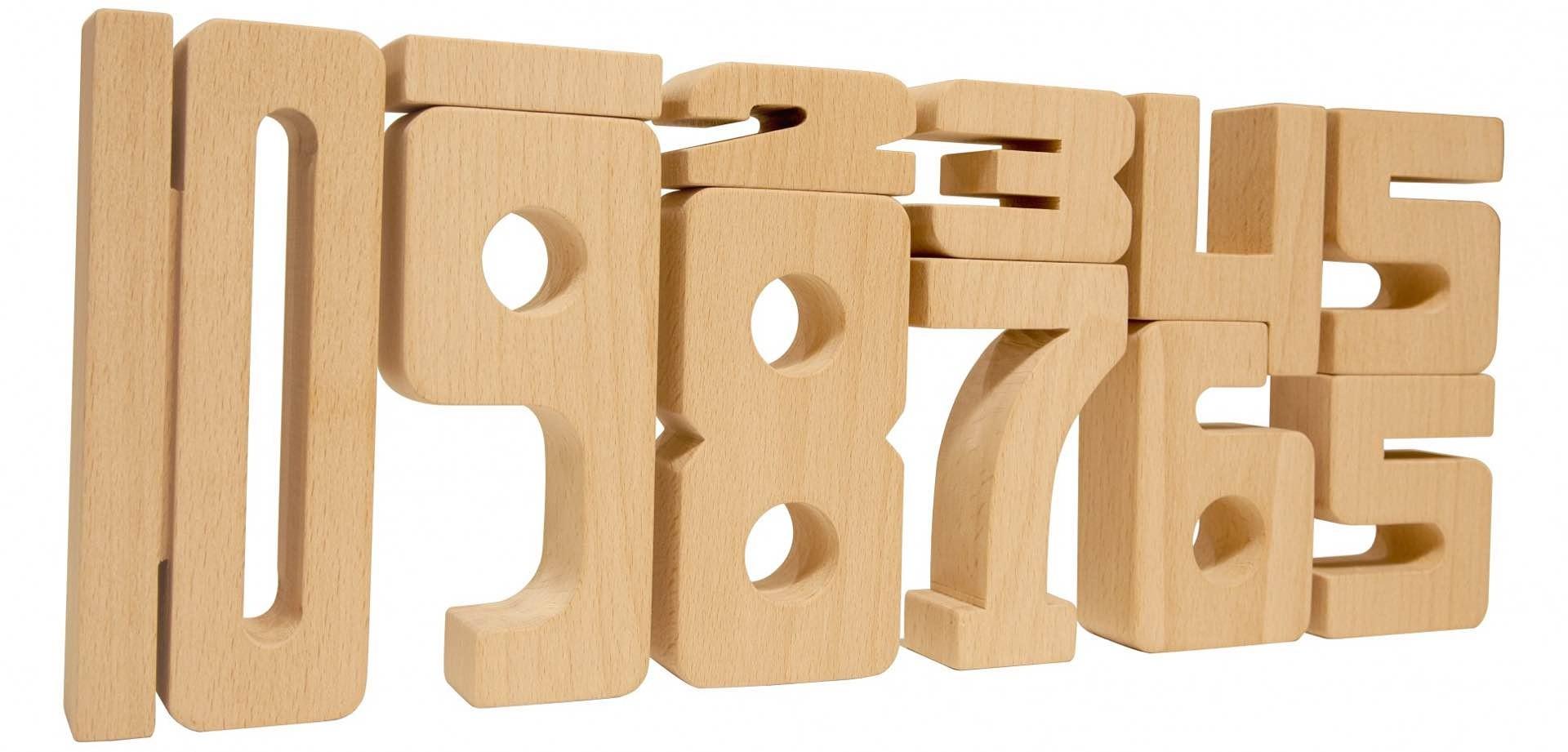 SumBlox math building blocks. ($120)