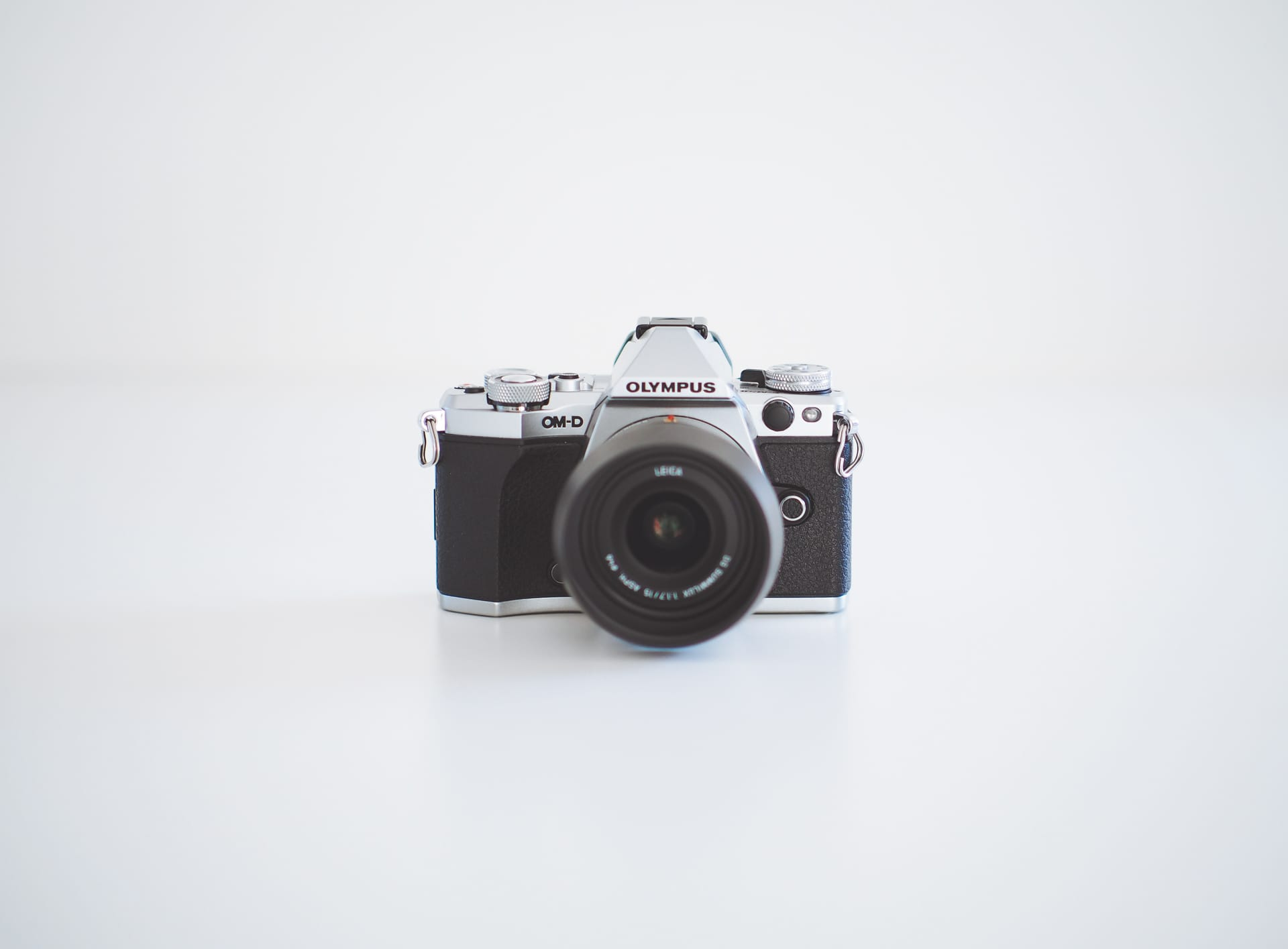 The Olympus OM-D E
